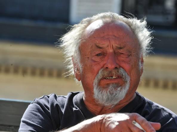 Lo scrittore Jim Harrison