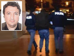 Djamal Eddine Ouali, il 40enne algerino arrestato a Salerno