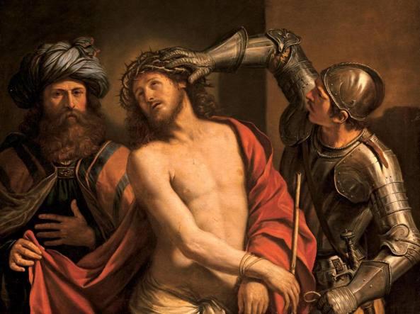 Guercino (1591- 1666), Ecce Homo (1647)