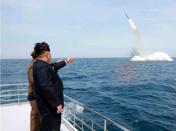 Kim Jong-un  (epa)