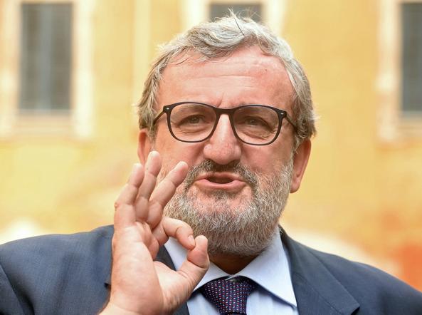 Michele Emiliano, Puglia (Imagoeconomica)