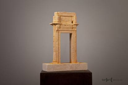 Palmira «risorge» in 3D grazie all'Italia