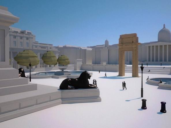 La «nuova» Palmira