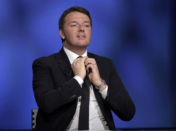 Napoli: tensioni e proteste contro il Governo Renzi