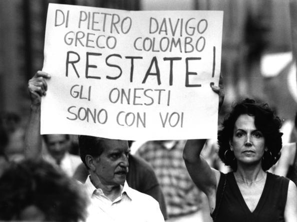 «Rivoltare l'Italia come un calzino»e le altre frasi celebri di Davigo