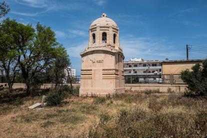 Libia, il cimitero italiano devastato