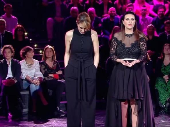Festival di Sanremo, Paola Cortellesi e Laura Pausini affiancheranno Carlo Conti?