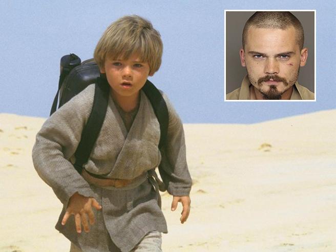 Il piccolo Anakin Skywalker di Star Wars in ospedale per problemi psichiatrici