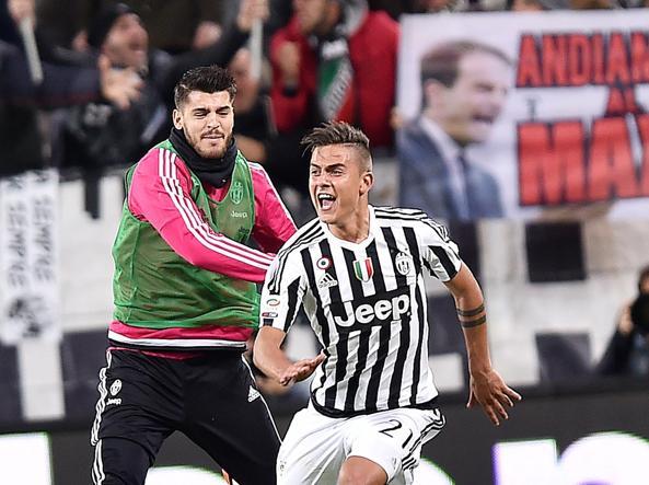 Juventus, Dybala scalpita: