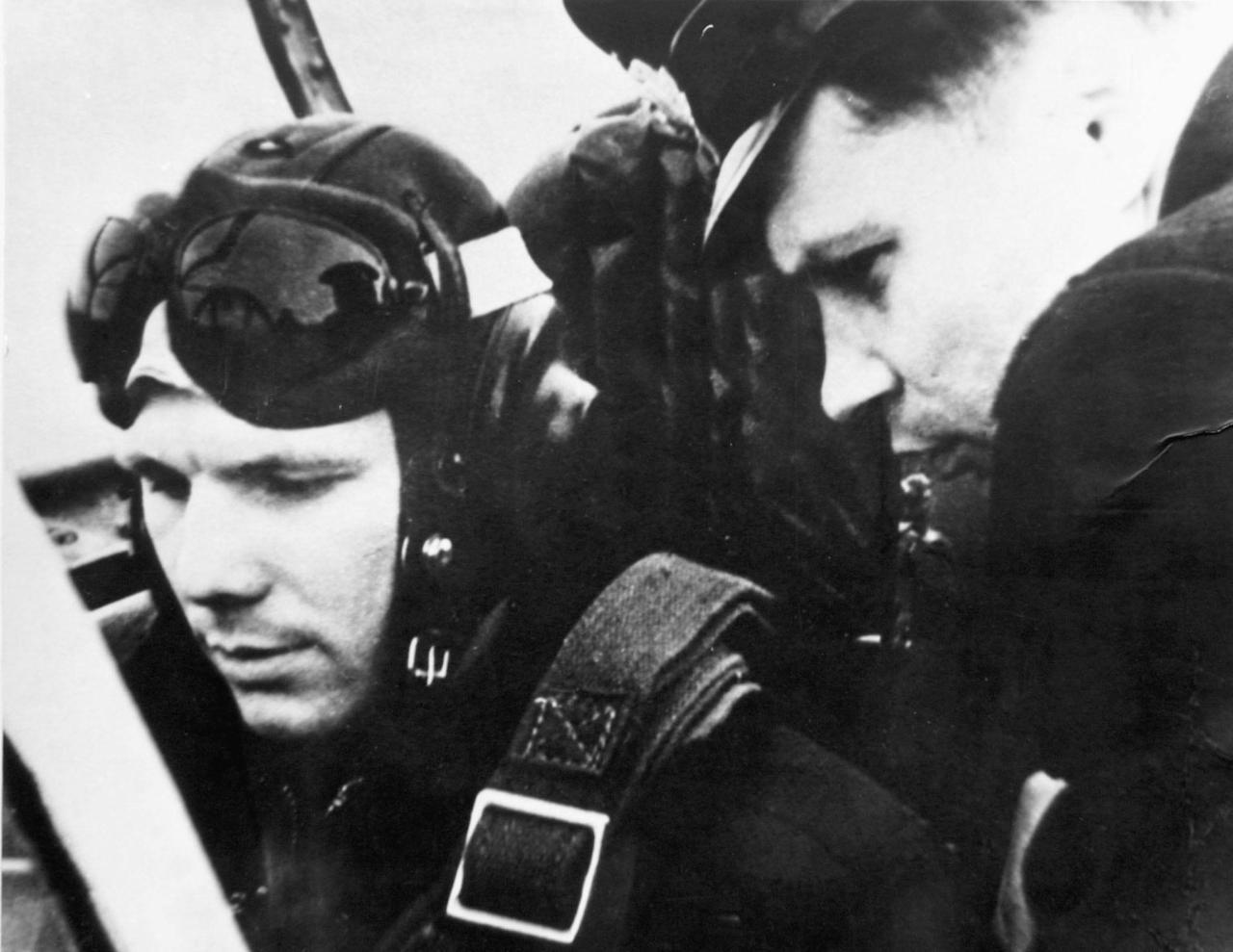 12 aprile 1961 - Yuri Gagarin e il primo viaggio nello ...