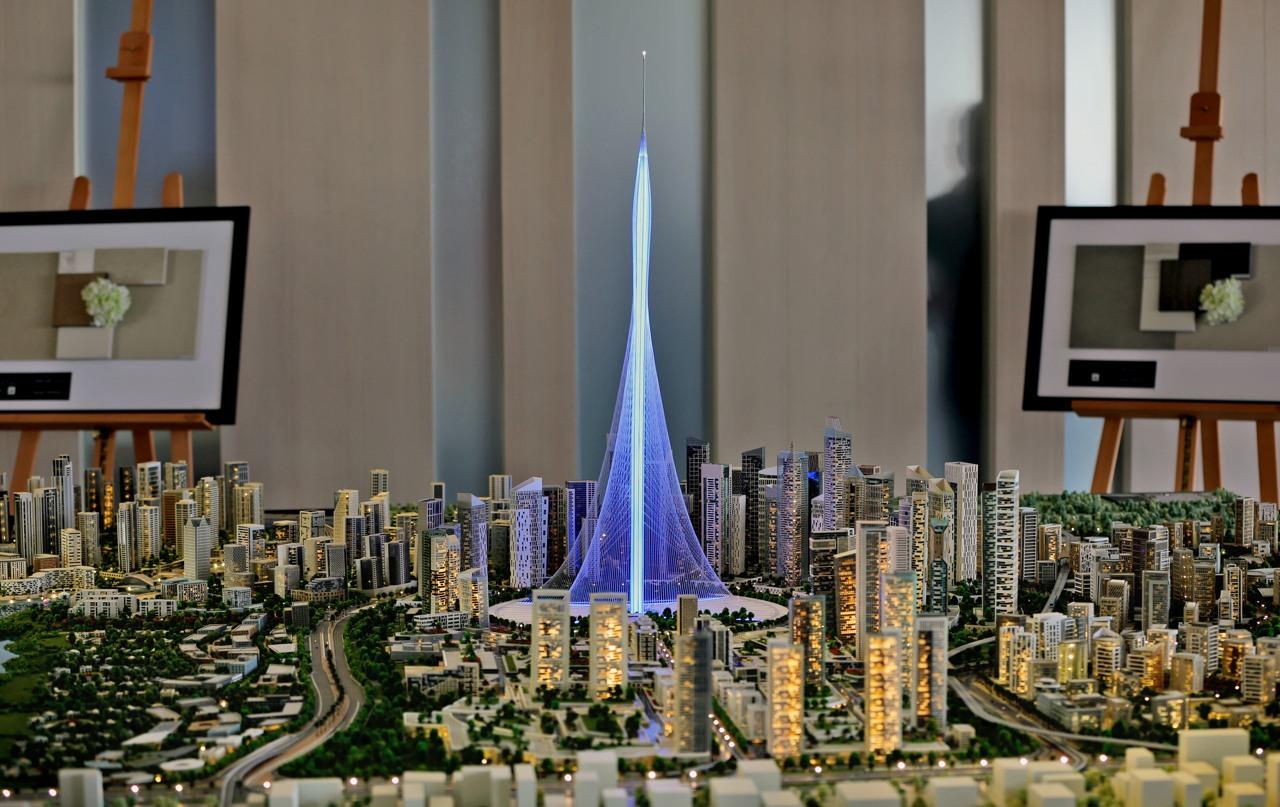Dubai calatrava presenta il nuovo grattacielo pi alto for Grattacielo piu alto del mondo