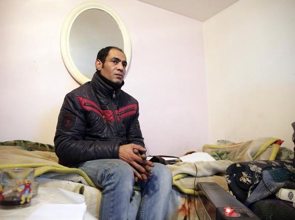 Fouad Bamaarouf (foto di Marco Bergamaschi)