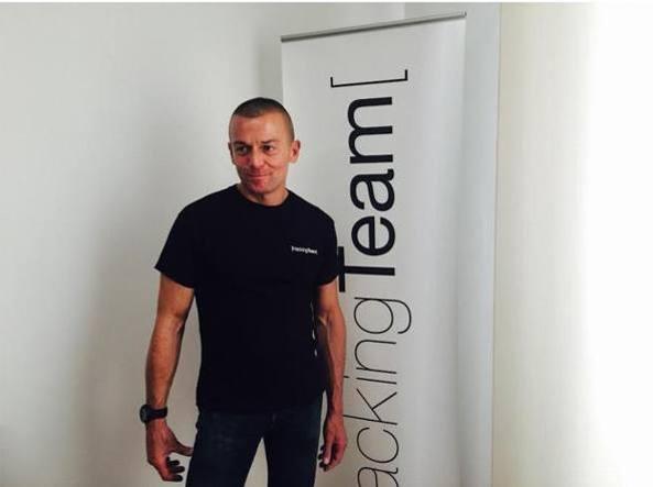 David Vincenzetti, fondatore e Ceo di Hacking Team