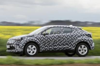 C-HR, il crossover di Toyota nato sulle rotonde italiane ...