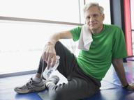La salute della prostata si coltiva   con l'esercizio fisico e la dieta  sana