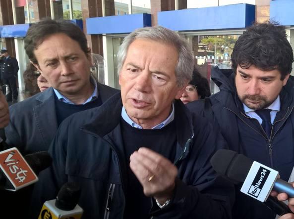Salvini a Berlusconi: passato tuo tempo
