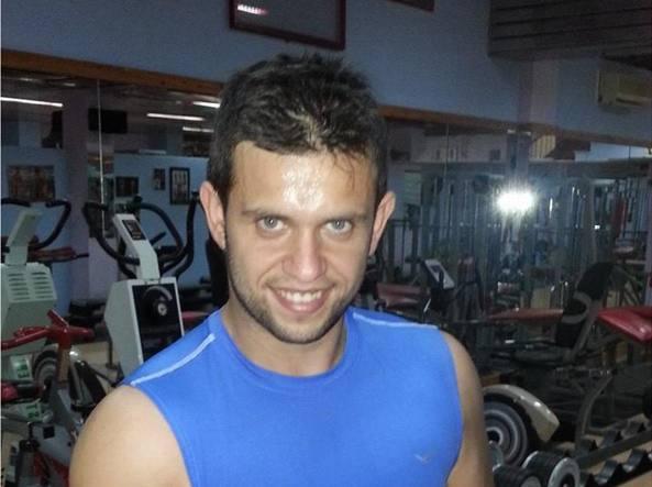 Gianni Racano in una foto dal suo profilo Facebook