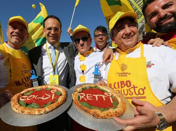 Cibo made in Italy, Coldiretti presenta trucchi dei