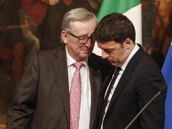 Brennero,   Juncker vedrà Renzi«Grave preoccupazione per Ue»