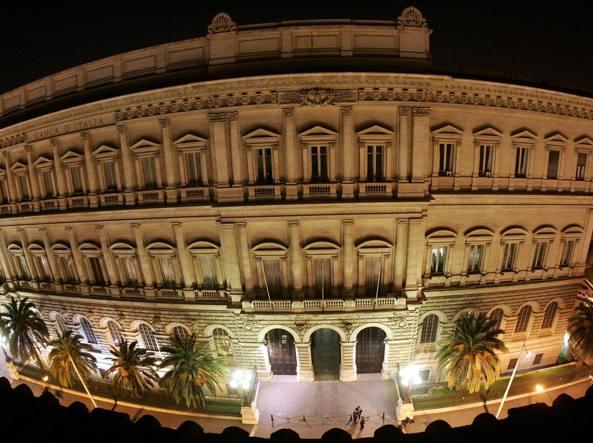 Bilancio Bankitalia: 340 milioni agli azionisti, 3 mld allo Stato