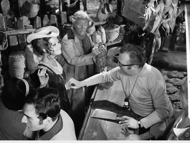 Sergio Leone, 28 anni fa moriva il grande regista