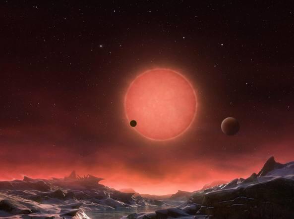 Costellazione dell'Acquario: scoperti tre pianeti simili alla Terra