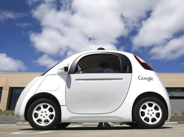 Le dieci domande su pacifica l auto che si guida da sola for L auto che si guida da sola