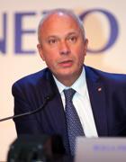L'amministratore delegato di Veneto Banca, Cristiano Carrus (ANSA)