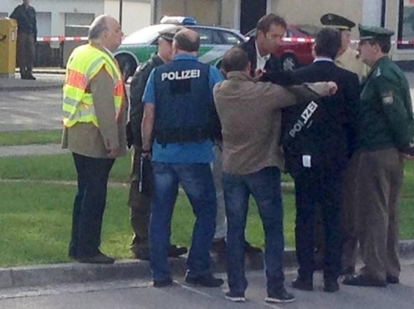 Monaco: uomo aggredisce passeggeri alla stazione con un coltello, fermato