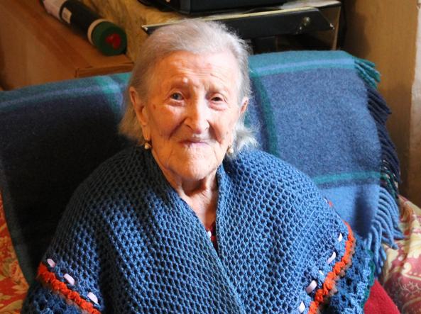E morta la piu anziana al mondo record passa a Verbania