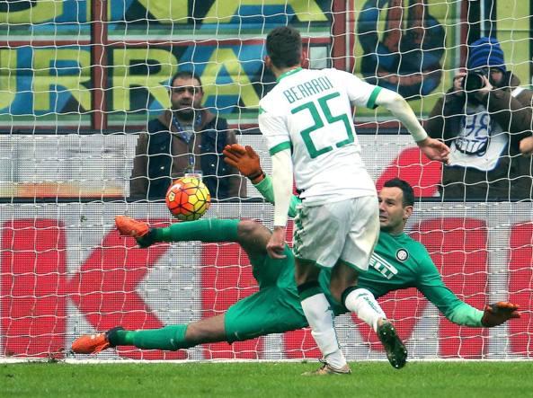 Sassuolo, Squinzi consola il 'suo' Milan: