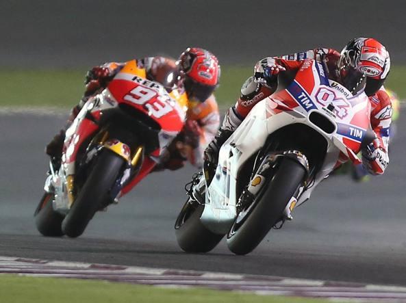 MotoGP: Ducati sceglie Dovizioso, Iannone verso Suzuki