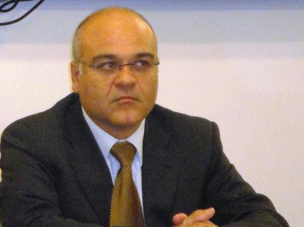 Giuseppe Antoci (Ansa)