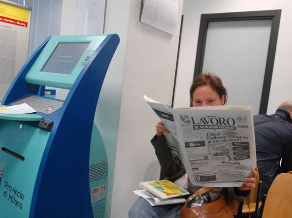Istat: 2,2 mln famiglie jobless