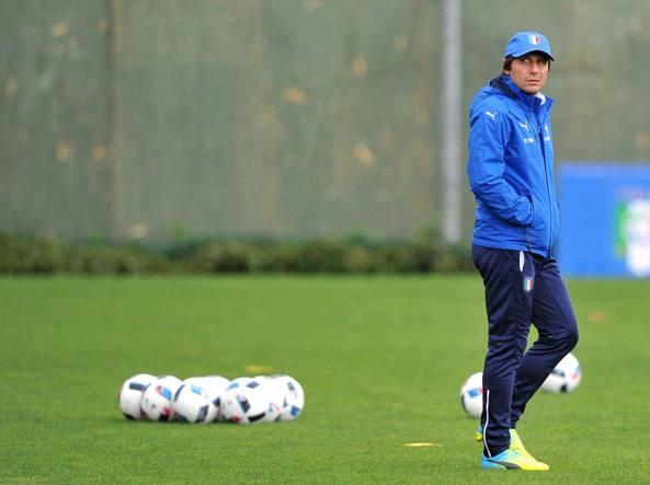 Azzurri: Conte insiste con il 3-5-2