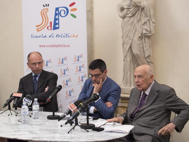 Napolitano contro la Lega: xenofobiIl Carroccio:«Lo denunciamo»