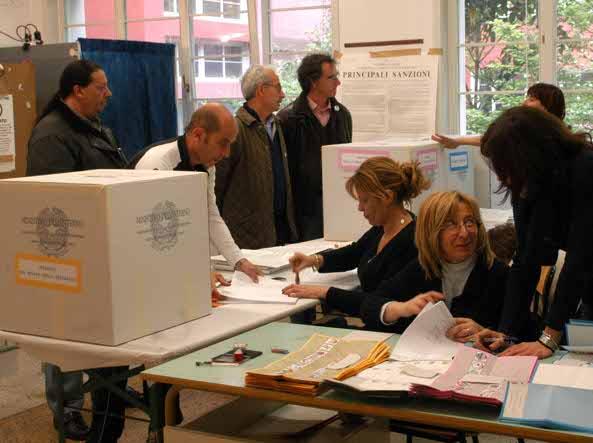 Cittadini al voto