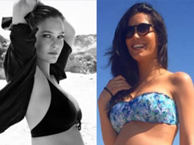 Bar Refaeli, Federica Nargi, Megan Fox e le altre: tutte le future mamme vip (e i loro pancioni social)