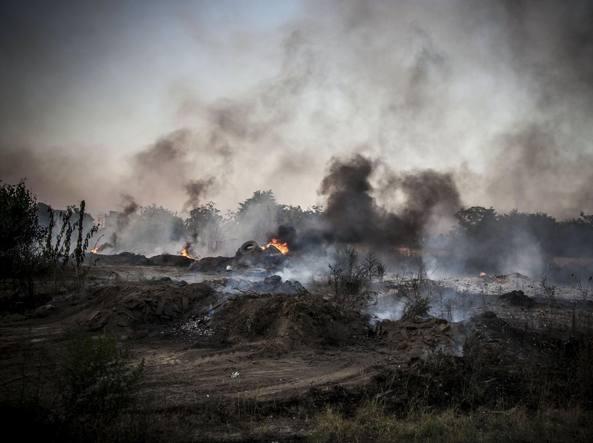 Campania, traffico di rifiuti e cemento: in manette 14 imprenditori