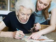 Alzheimer: allenare la mente  aiuta a prevenire la malattia