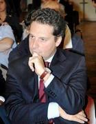 Stefano Ambrosini, presidente di Veneto Banca