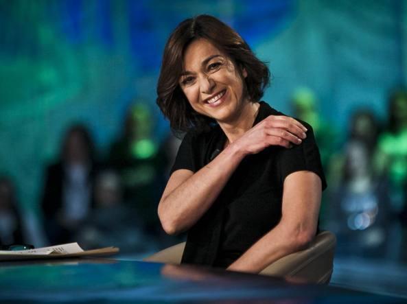 Daria Bignardi dice no ad abiti sexy e tacchi in tv