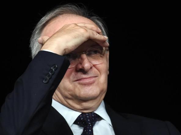 Il presidente dell'Anm Piercamillo Davigo (Ansa)