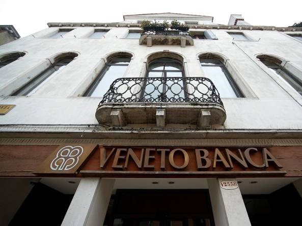 Aumento Veneto Banca, speranze appese a un 25%