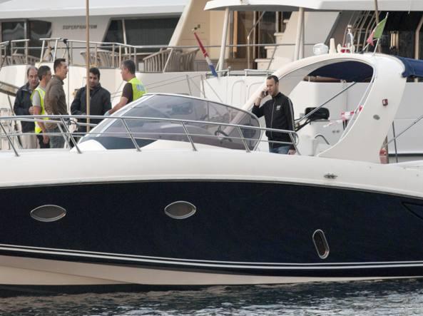 Spagna, un italiano e una russa trovati morti su uno yacht
