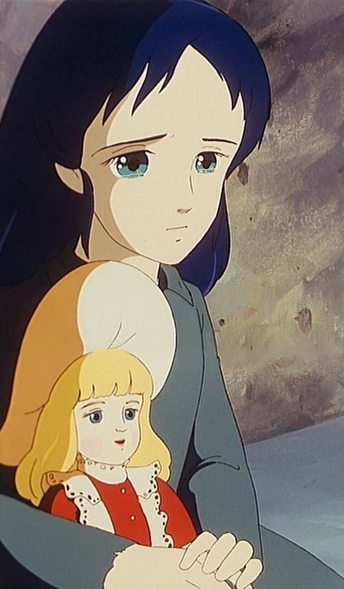 Tristezza anni ottanta in versione cartone animato da