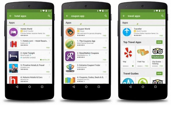 Google da tempo usa gli annunci sponsorizzati per le app Android