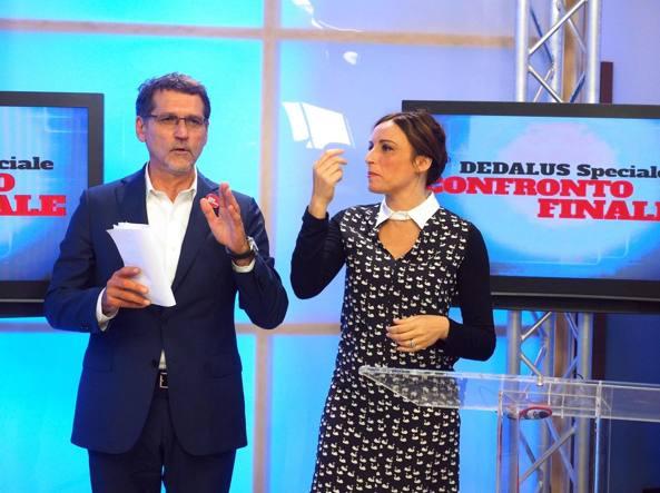 Elezioni, Bologna: Merola e Borgonzoni a confronto
