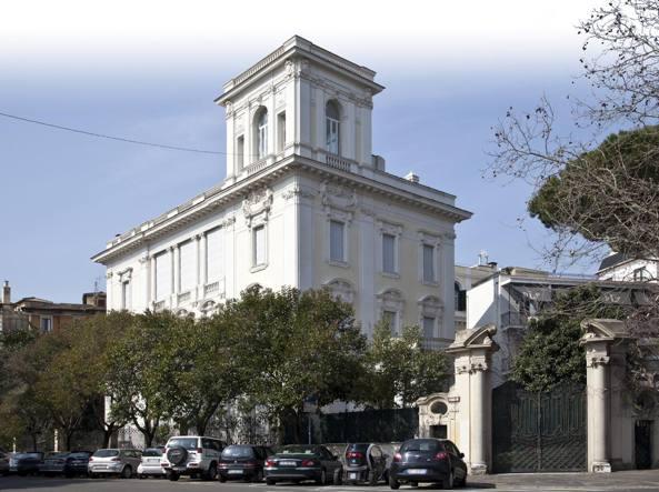 La difesa in vendita all asta tre ville storiche a roma for Ville vendita roma