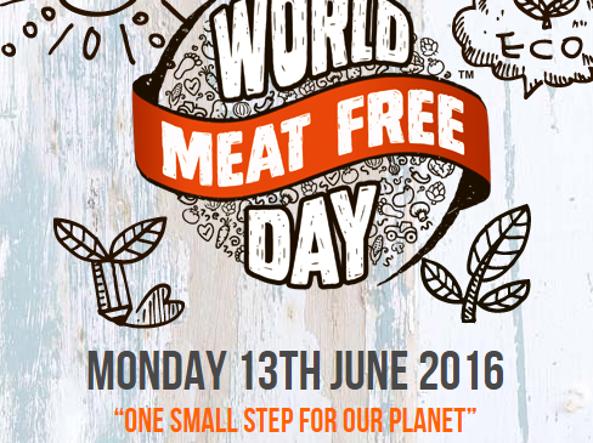 World Free Meat Day, vegetariani per un giorno